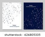 modern vector templates for... | Shutterstock .eps vector #626805335
