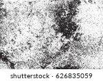 vector grunge texture. abstract ... | Shutterstock .eps vector #626835059