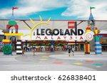 johor  malaysia.  april 20 ... | Shutterstock . vector #626838401