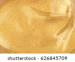 face make up liquid golden... | Shutterstock . vector #626845709