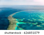 aerial view of the great... | Shutterstock . vector #626851079