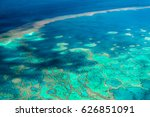 aerial view of the great... | Shutterstock . vector #626851091