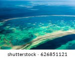 aerial view of the great... | Shutterstock . vector #626851121