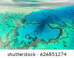 aerial view of the great... | Shutterstock . vector #626851274