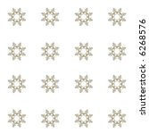 snowflake background | Shutterstock . vector #6268576