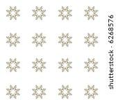 snowflake background | Shutterstock . vector #6268576