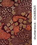 patter tissue  fabric tissue | Shutterstock . vector #62688265