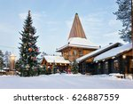 Santa Claus Office In Santa...