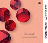 Abstract Geometric Shapes In...