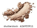 eye shadow isolated on white... | Shutterstock . vector #626955911