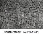 stone pavement texture. granite ...   Shutterstock . vector #626965934