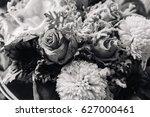 Black And White Antique Dead...
