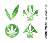 Marijuana Watercolor Signs....