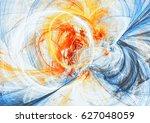 sunlight. bright dynamic... | Shutterstock . vector #627048059