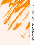 watercolors paint art on paper... | Shutterstock . vector #627048179