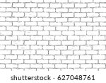 Brick Wall Background. Vector...