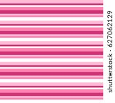 pattern stripe seamless pink... | Shutterstock .eps vector #627062129
