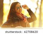 woman | Shutterstock . vector #62708620