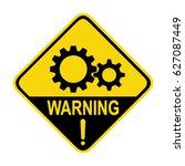 gear sign. symbol  illustration    Shutterstock .eps vector #627087449