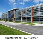 modern building facade | Shutterstock . vector #62710507
