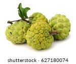 cherimoya | Shutterstock . vector #627180074