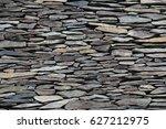 Slate Wall Wales