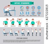 Infographic Office Syndrome...