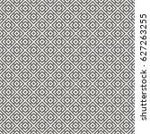 vector seamless pattern.... | Shutterstock .eps vector #627263255