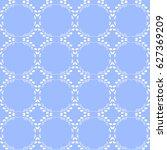 seamless floral pattern.... | Shutterstock .eps vector #627369209