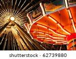 Illuminated Rides At Navy Pier  ...