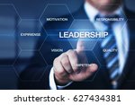 leadership business management... | Shutterstock . vector #627434381
