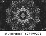grunge background of black and... | Shutterstock . vector #627499271