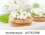 Cottage Cheese With Cucumber O...