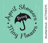 April Showers May Flowers Logo...