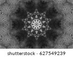 grunge background of black and... | Shutterstock . vector #627549239
