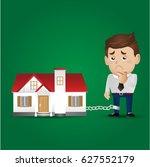 businesspeople concept | Shutterstock .eps vector #627552179