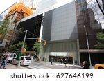 new york oct 13 the modern art... | Shutterstock . vector #627646199