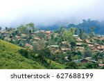 The Small Village In The...