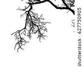 realistic the broken branch...   Shutterstock .eps vector #627750905