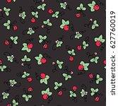 color vector seamless pattern... | Shutterstock .eps vector #627760019