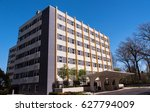 appartment building | Shutterstock . vector #627794009