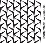monochrome background with... | Shutterstock .eps vector #627800801