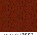 abstract repeat backdrop.... | Shutterstock .eps vector #627805529