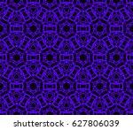 geometric shape abstract vector ... | Shutterstock .eps vector #627806039