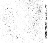 black and white vintage grunge... | Shutterstock .eps vector #627813899