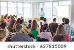 business and entrepreneurship... | Shutterstock . vector #627815009