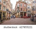 Amsterdam Netherlands  April 1...