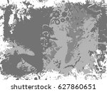 background with grunge texture. ... | Shutterstock .eps vector #627860651