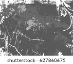background with grunge texture. ... | Shutterstock .eps vector #627860675