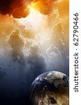 Armageddon Background   Planet...